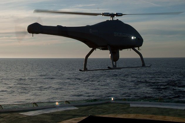 Paris Air Show: EMSA signs off on UAS capabilities