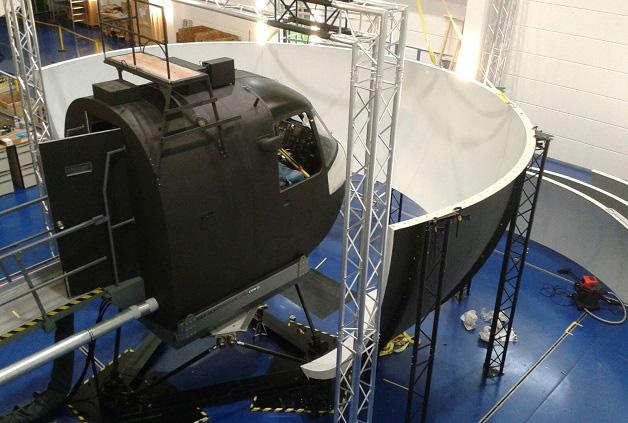 ITEC 2017: German Navy Sea King FMS RFT