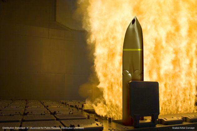 Surface Navy: Lockheed Martin highlights LRASM growth