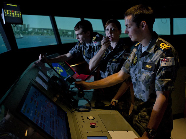 I/ITSEC 2016: New sims for Australia