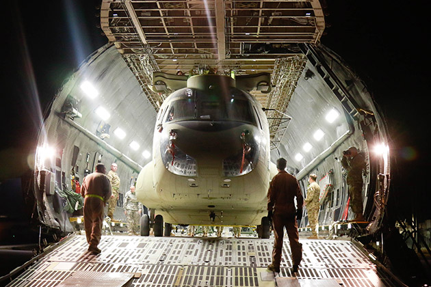 Quad A 2017: Plans advance for Chinook Block II