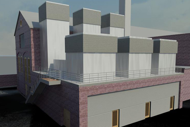 New CHP plant for Portsmouth Naval Base