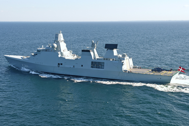 Thales wins CWI transmitter contract