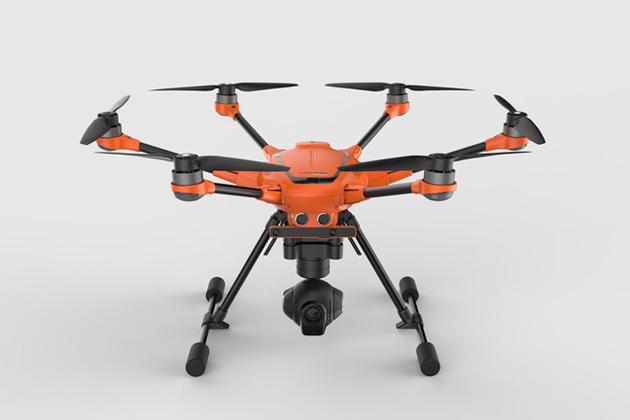 Yuneec unveils H520 six-rotor UAV