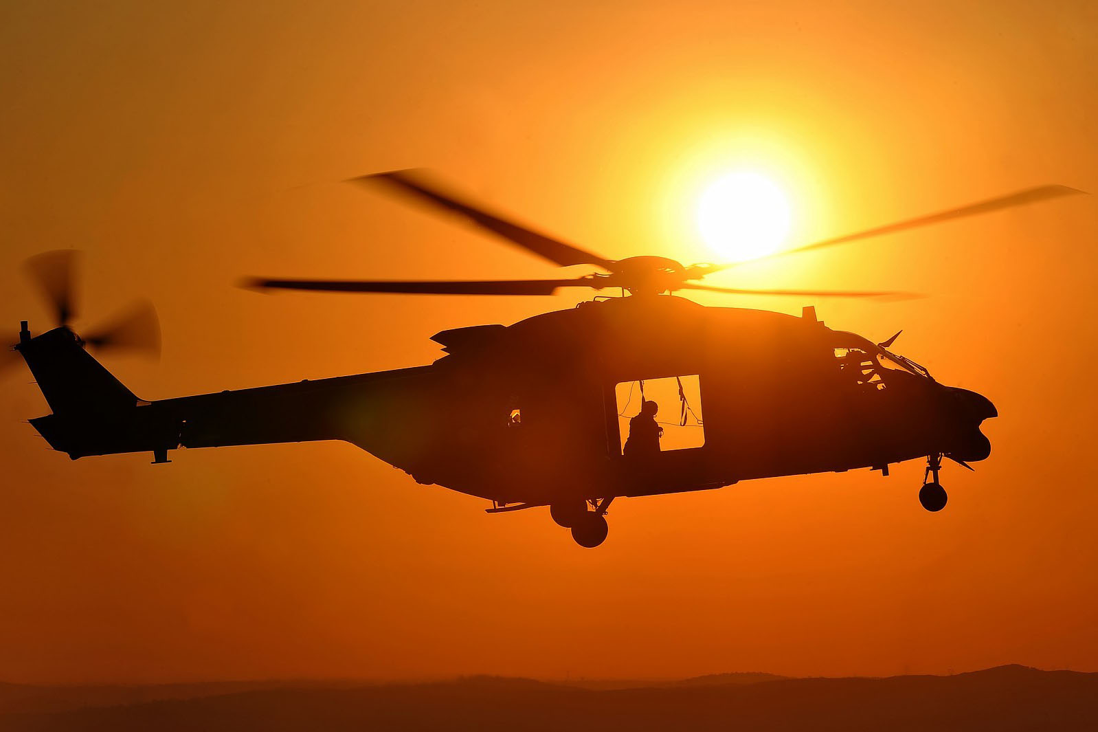 Germany to deploy Tiger and NH90s to Mali