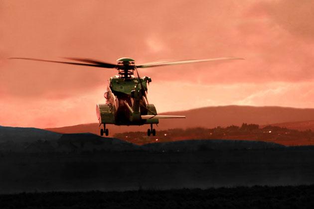 Colombian civil heli market opens up
