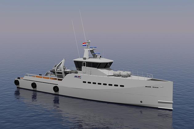 Nigeria's Homeland orders additional patrol vessels