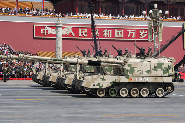 China boosts defence budget by 7%