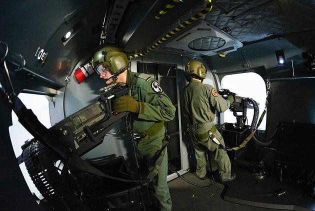 ITEC 2017: Dutch door gunner trainer upgrade