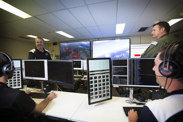CAE supports RAAF virtual training exercise
