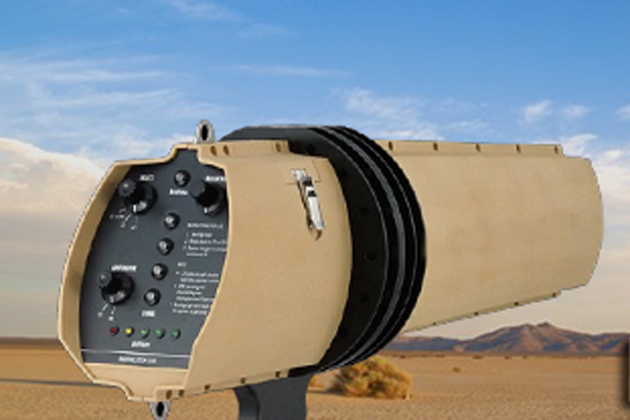 USAF orders Dronebuster