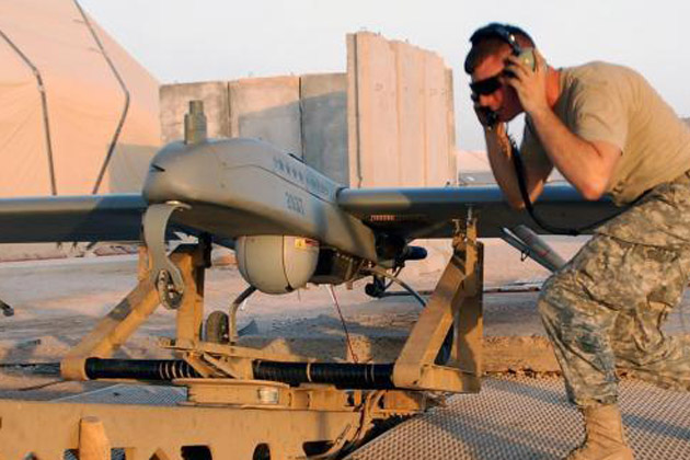 AUVSI 2014: US Army outlines future UAS plans