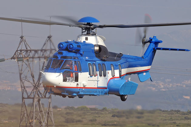 Super Puma to fly again soon?