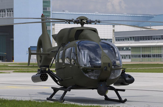 Serbia takes nine H145Ms