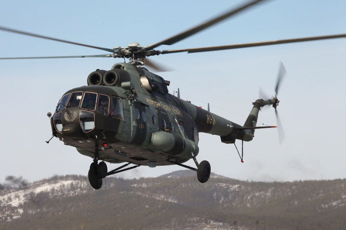 Russian Helicopters' after-sales approach in Asia