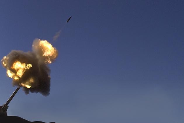 Raytheon receives $54 million Excalibur Ib order