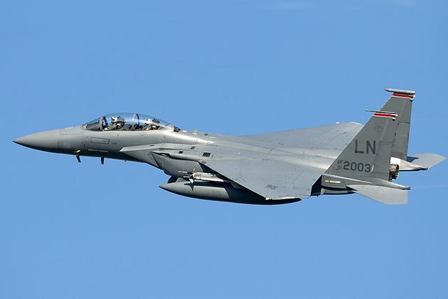 Boeing promotes more striking Eagle