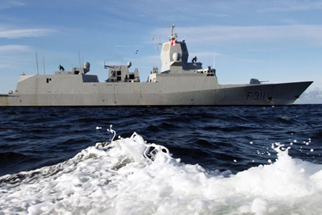Kongsberg to upgrade the Fridtjof Nansen frigates