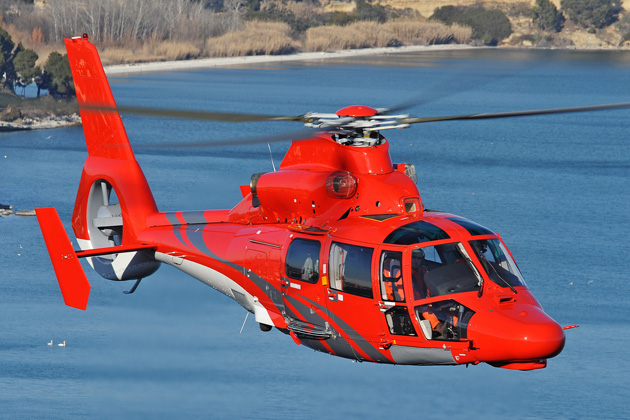 Airbus Helicopters Japan logs AS365 N3+ order