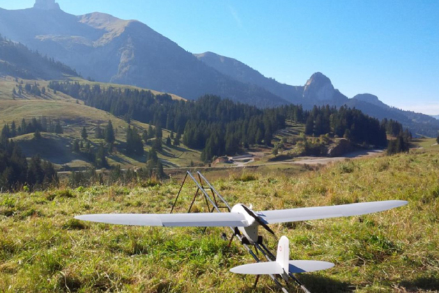 French DGA selects Spy'Ranger UAS