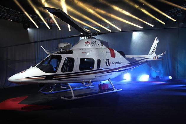 Heli-Expo 2014: AgustaWestland reveals new AW109 variant
