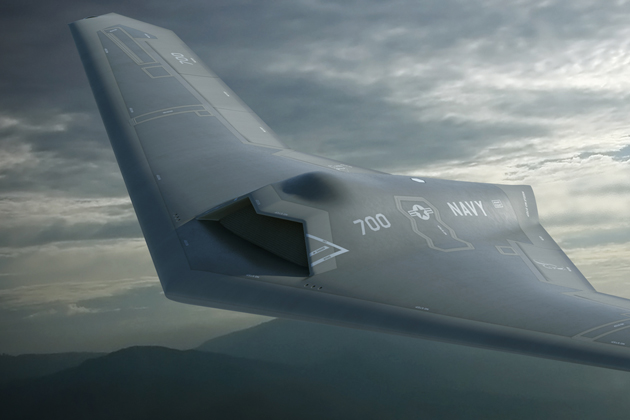 SAS14: UCLASS draft RfP expected within weeks