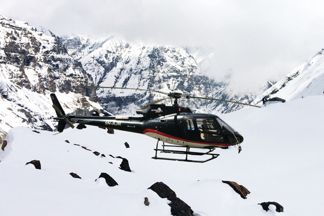 Fishtail ensures H125 availability with HCare