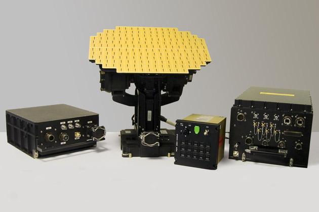 Gabbiano T-20 radar demonstrated on Hermes 459 UAS
