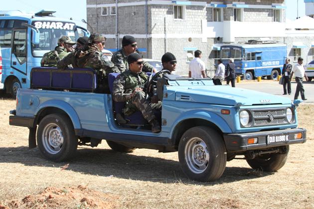 India seeks equipment for Garud SOF