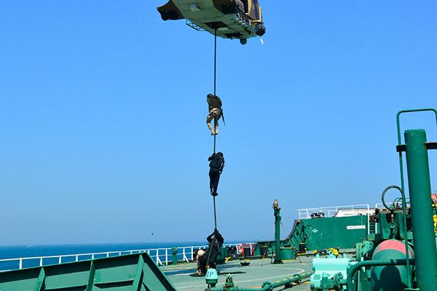 Gulf SOF operators refine tactics