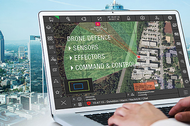 EW Europe: New counter-UAS tech emerges