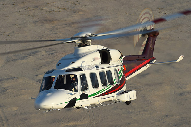 Gulf Helicopters to support P&W Canada