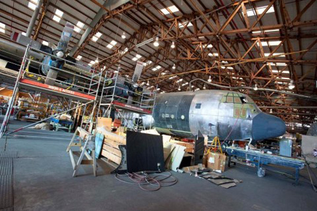 NZDF C-130 upgrade project complete