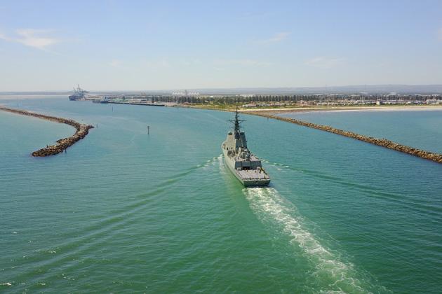 Hobart completes Sea Acceptance Trials
