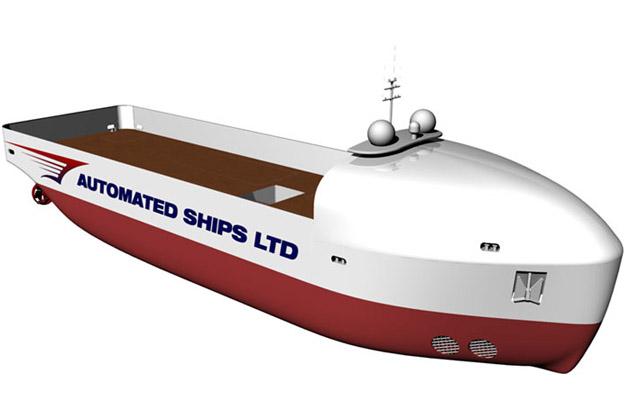 Bourbon joins autonomous vessel project