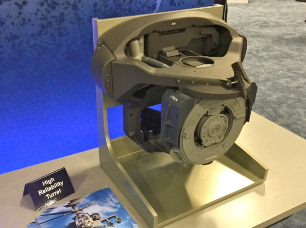 Quad A: Apache turret replacement develops