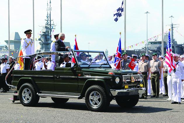 IMDEX Asia: Singapore's navy celebrates 50
