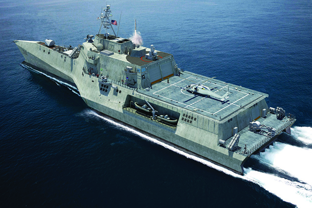 IMDEX Asia: Austal up-guns LCS to frigate standard