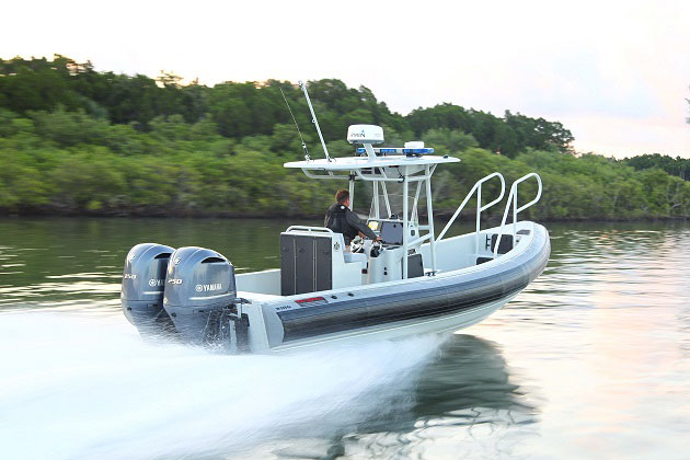 ISDEF 2017: New regional interest for D-Collar RHIBs