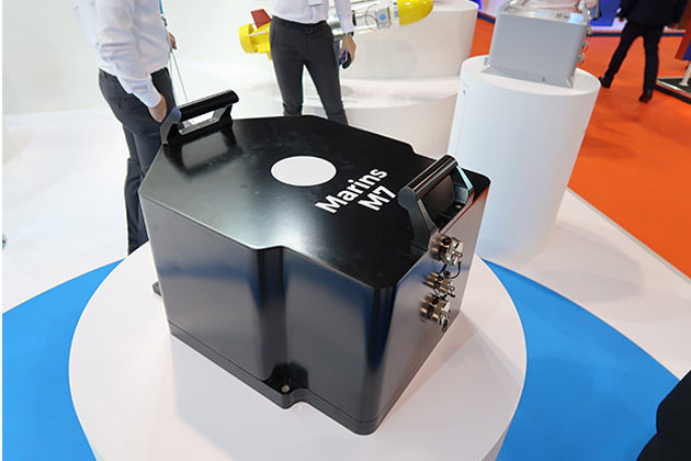 IMDEX Asia: iXblue offers autonomous navigation capabilities