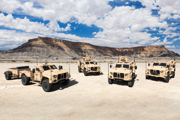 UK requests JLTVs from the US