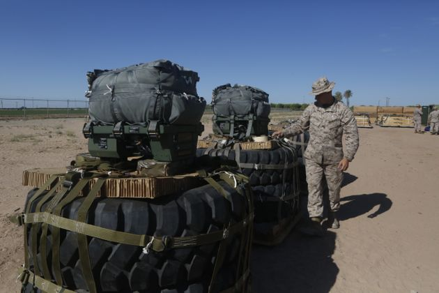 Marine Corps completes JPADS fielding
