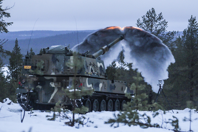 K9 Thunder approved for Finnish Army