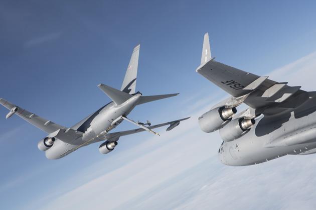 AAR to supply KC-46 palletised seating