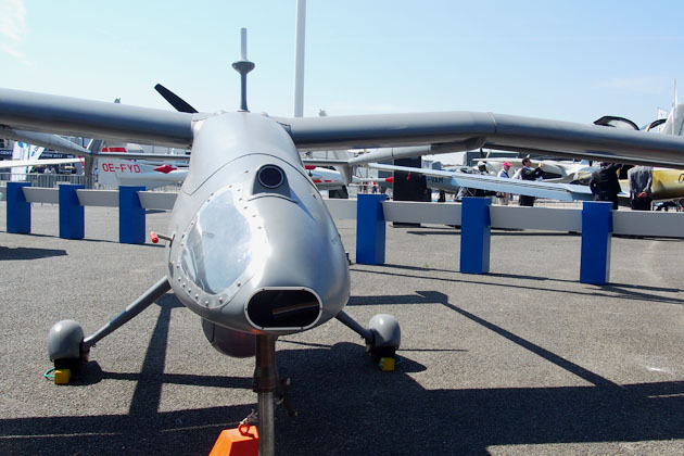 Paris Air Show: Falco to enter commercial airspace