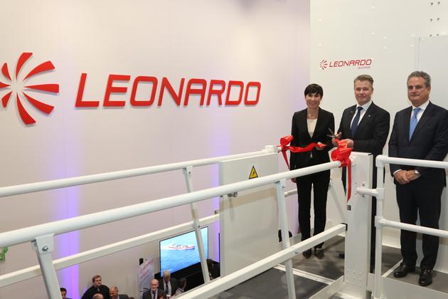 Leonardo opens Norway training centre