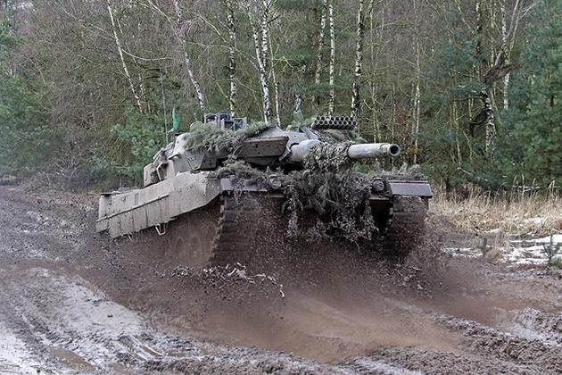 Germany Army bolsters armoured capabilities
