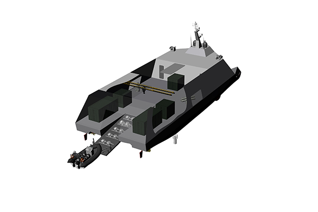 IMDEX Asia: ST Engineering pushes new unmanned tech