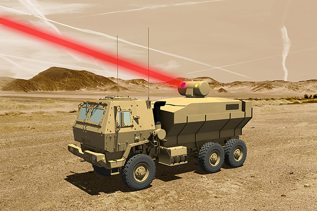 US Army to get 60kW laser