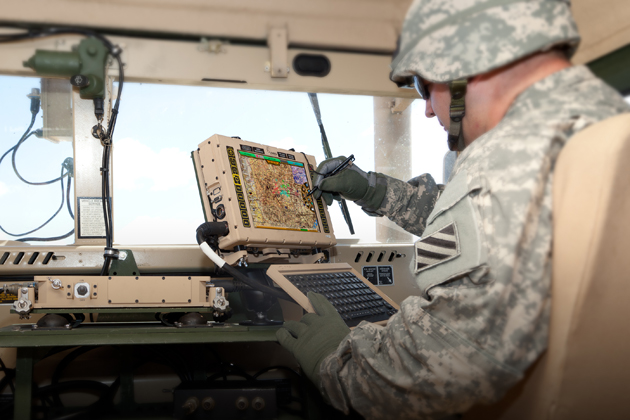 DRS Technologies receives MFoCS contract from US Army
